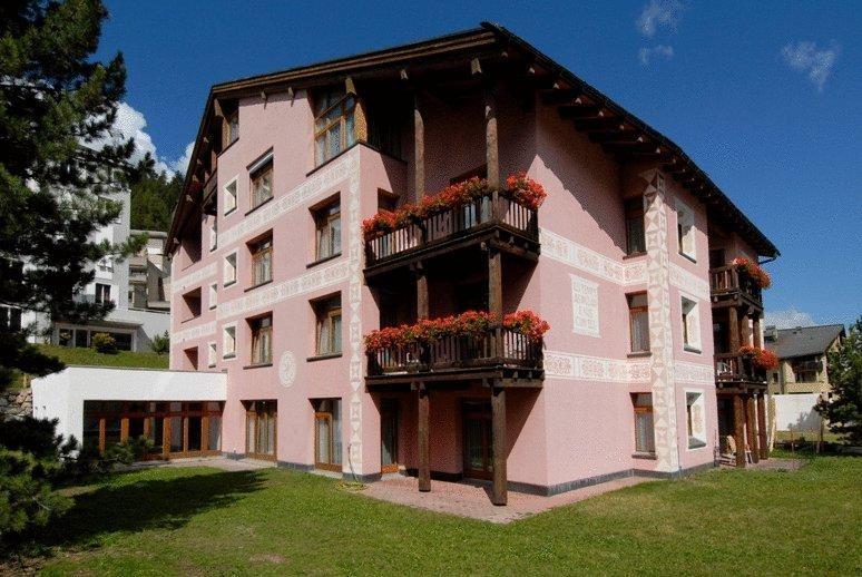 Hotel Cervus - St. Moritz