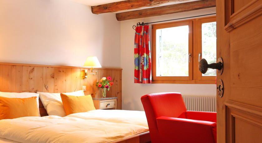 Chesa Rosatsch Swiss Quality - St. Moritz