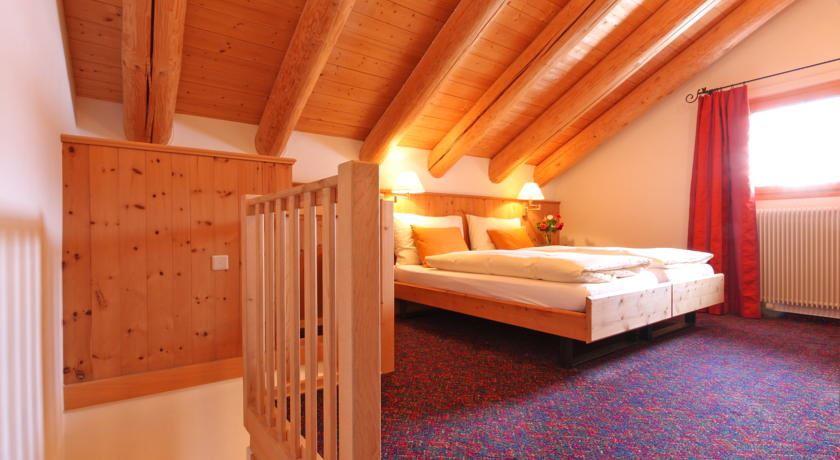 Chesa Rosatsch Swiss Quality St. Moritz