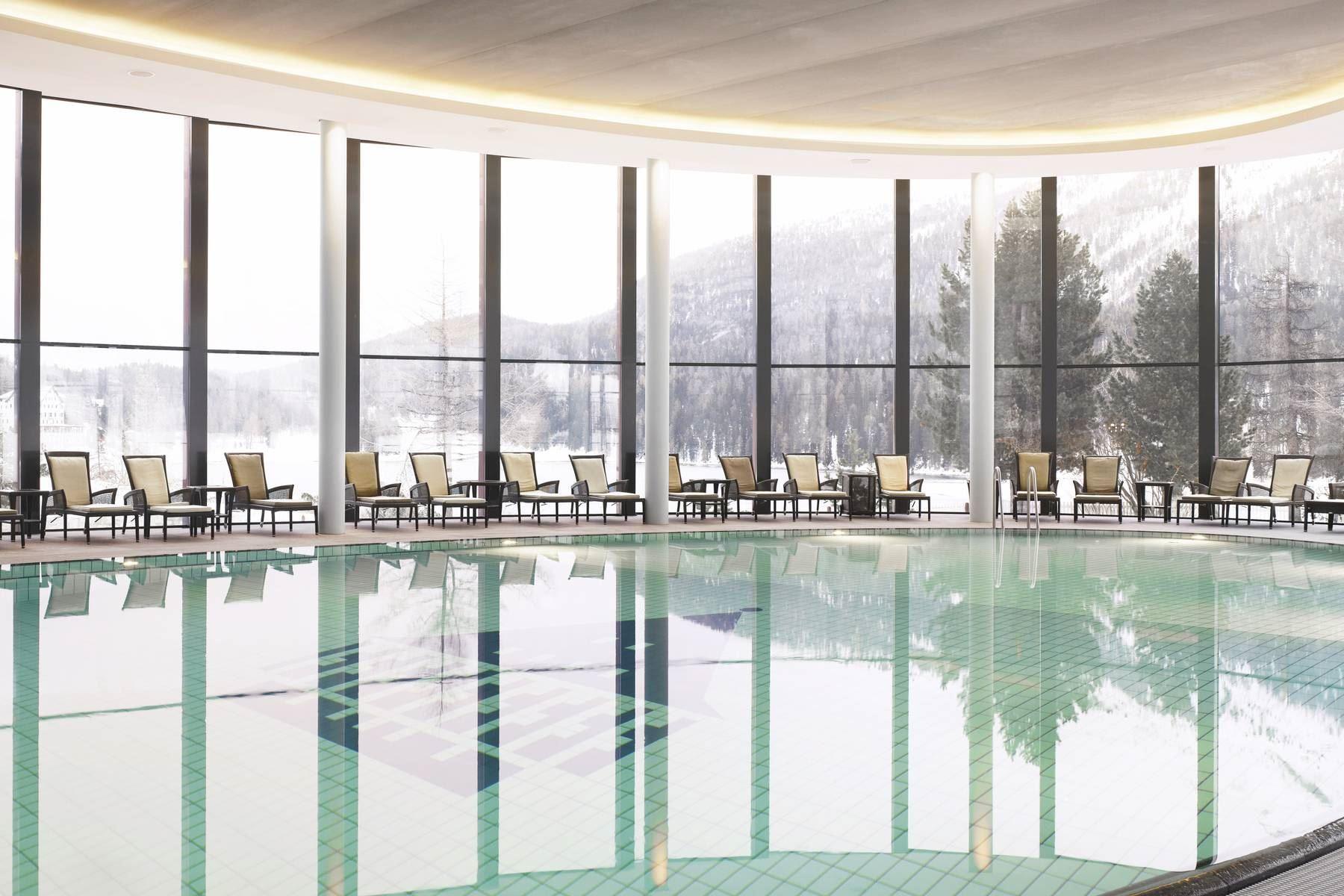 Badrutts Palace St. Moritz
