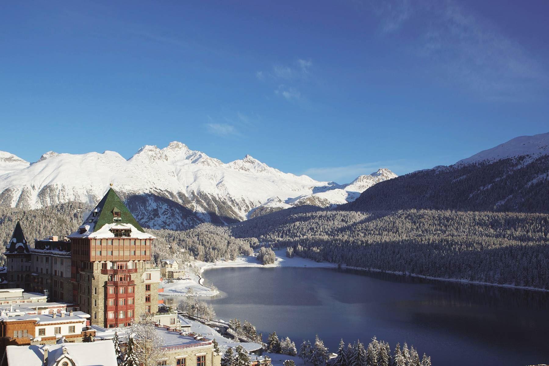 Badrutts Palace - St. Moritz