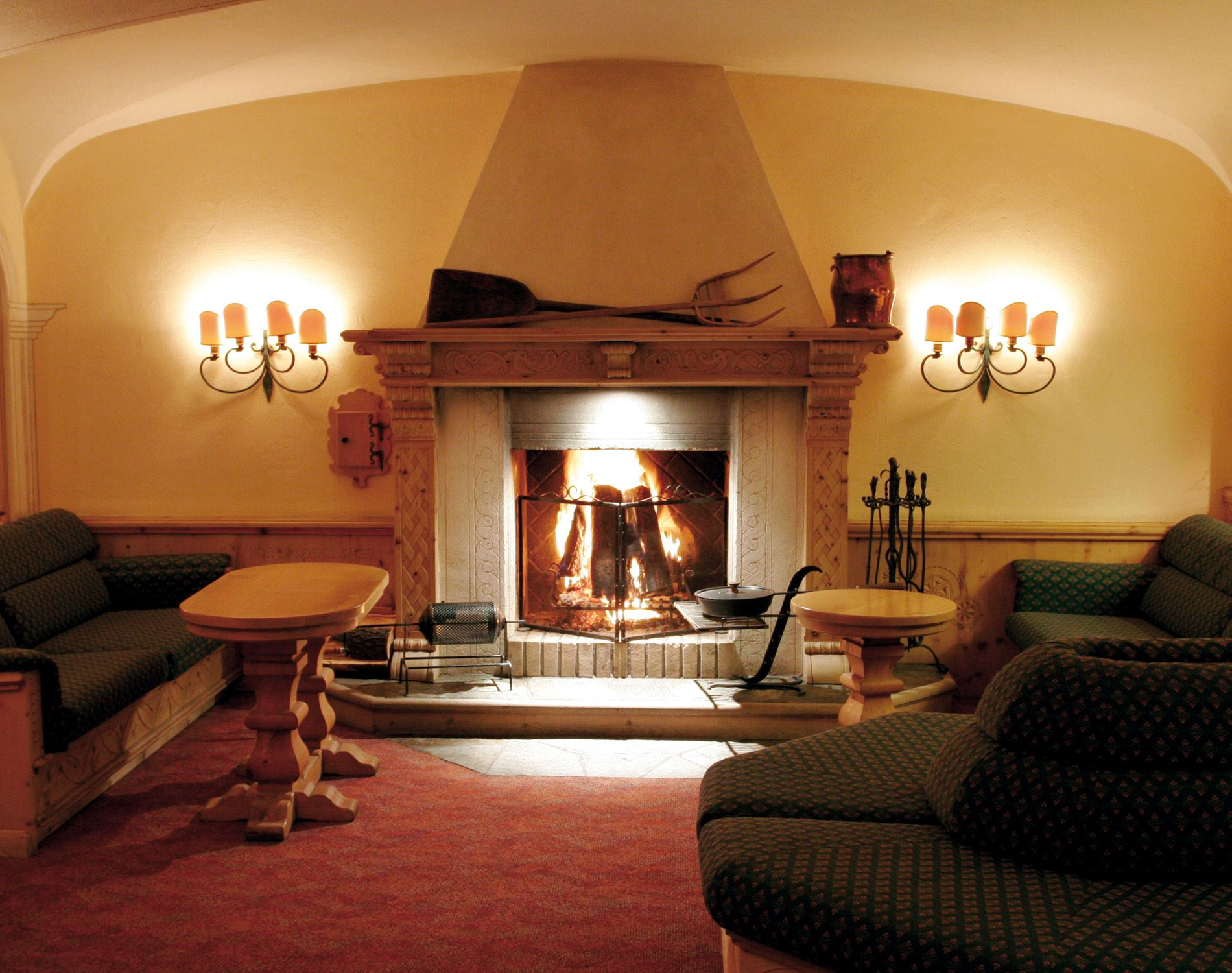 Hotel Stefani St. Moritz