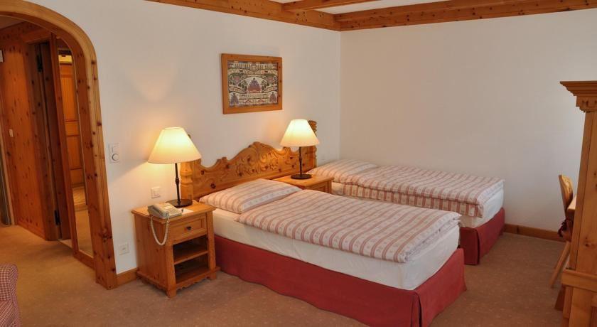 Hotel Crystal St. Moritz