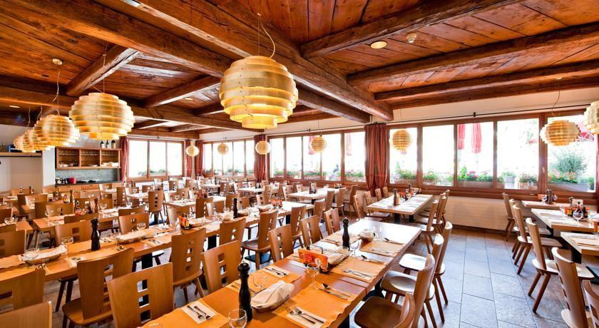 Hotel Sonne St. Moritz
