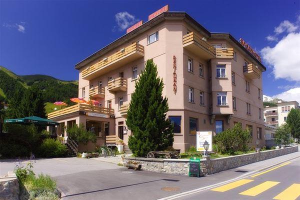 Sporthotel Samedan - St Moritz