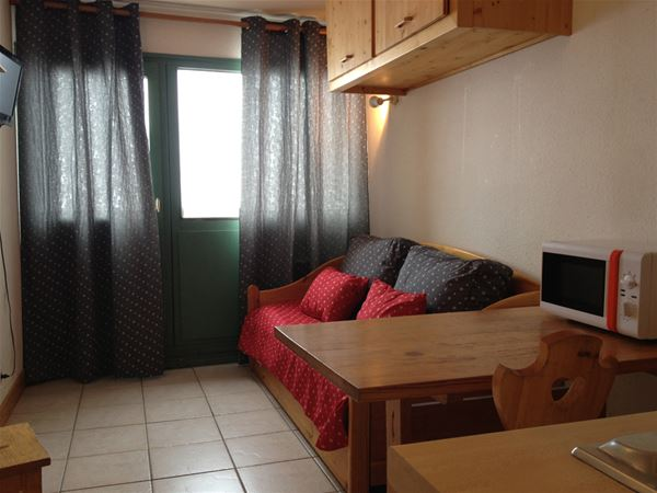 Vanoise 654 / Studio 2 personnes confort