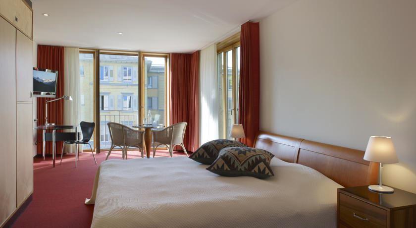 Hotel Saratz - St. Moritz