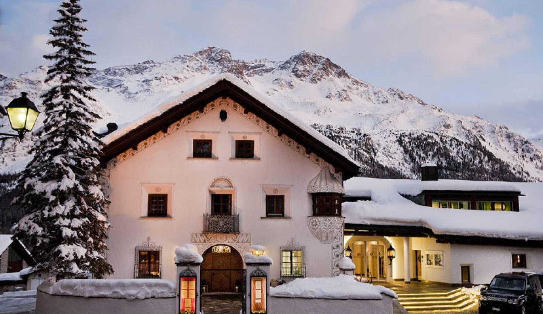 Giardino Mountain St. Moritz