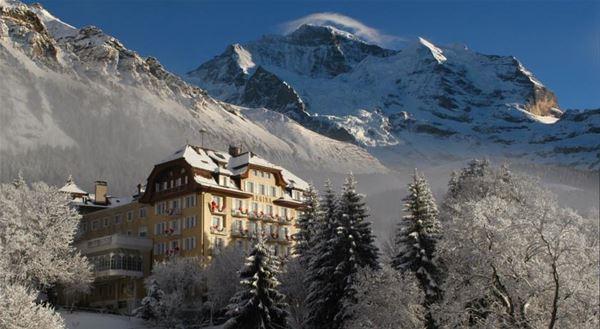 Hotell Regina Wengen-Grindelwald