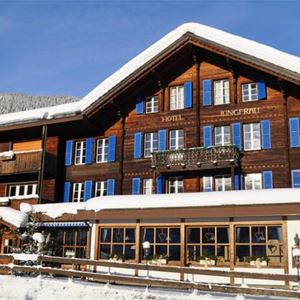 Jungfrau Lodge Swiss Mountain Wengen Grindelwald