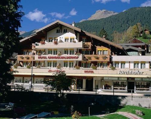 Hotel Grindelwalderhof - Grindelwald