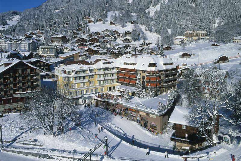Best Western Hotel Silberhorn - Wengen