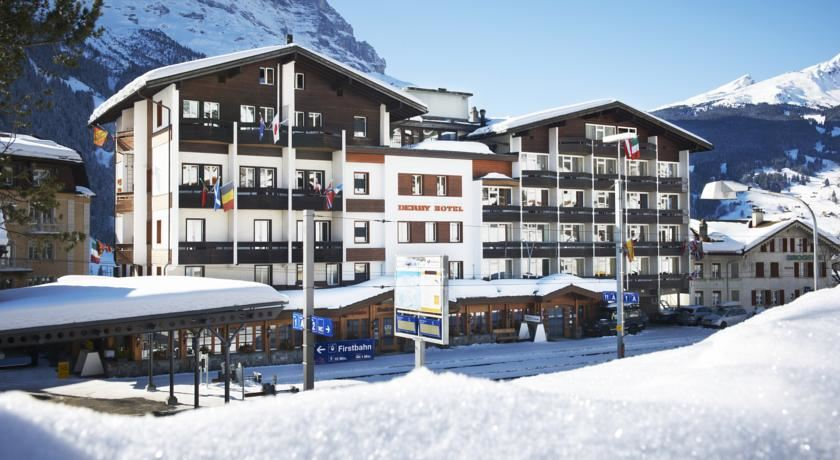 Hotel Derby - Grindelwald