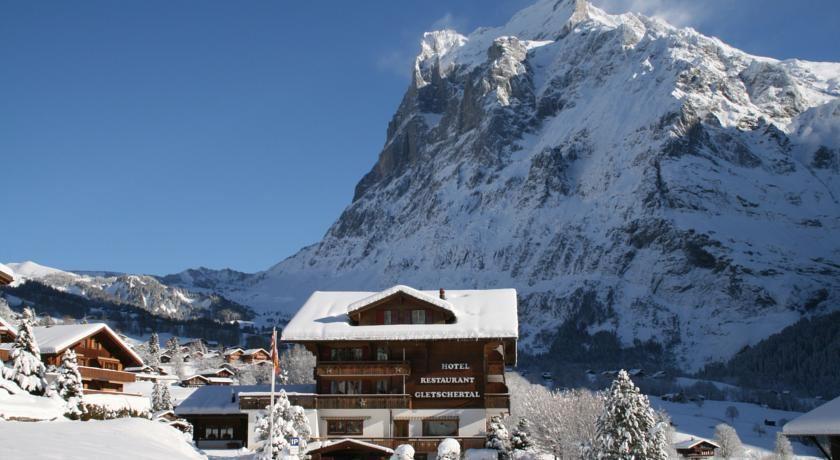 Hotel Gletschertal - Grindelwald