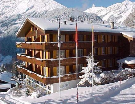 Hotel Bellevue - Wengen