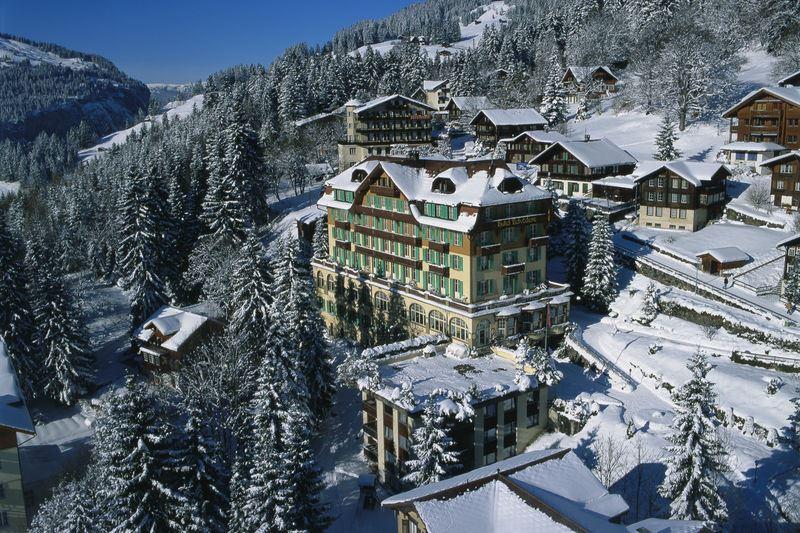 Hotel Belvedere - Wengen