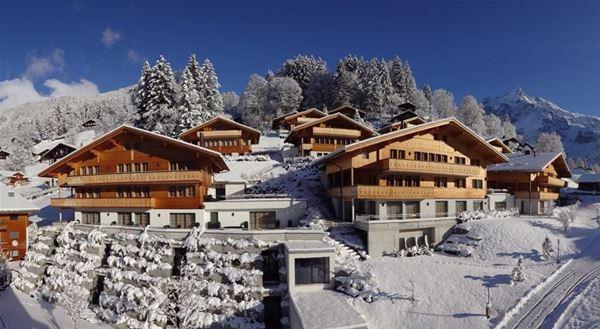 Chalet Ostegg - Grindewald
