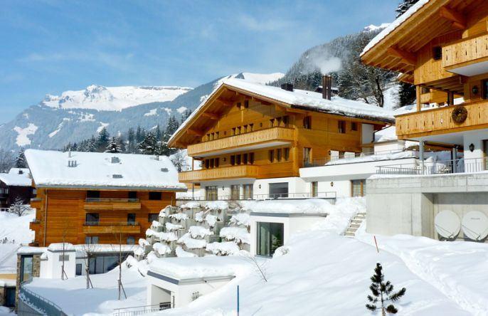 Chalet Rotstocki - Grindelwald