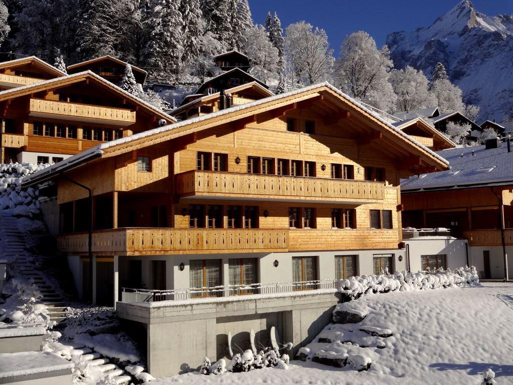 Chalet Mittelegi - Grindelwald