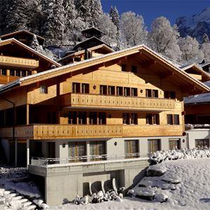 Chalet Mittelegi Grindelwald