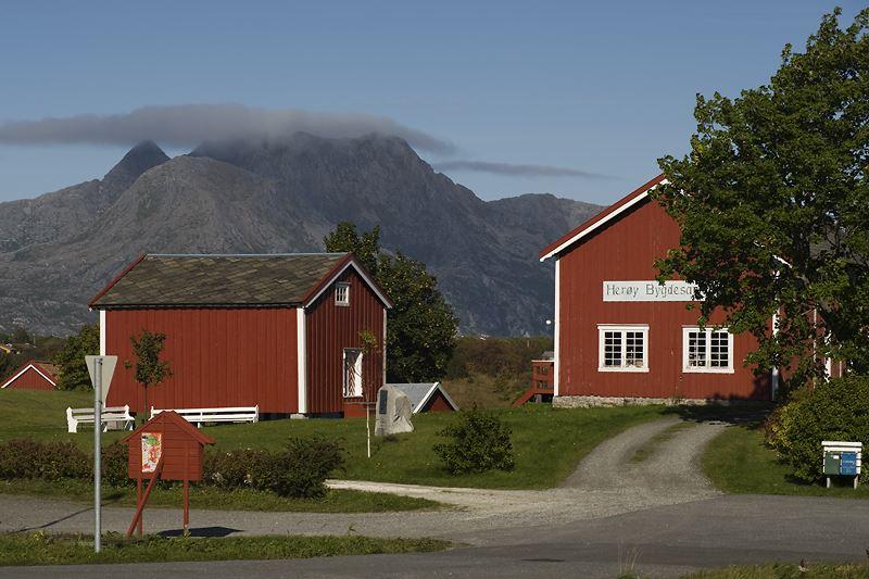 Helgeland Museum avd. Herøy