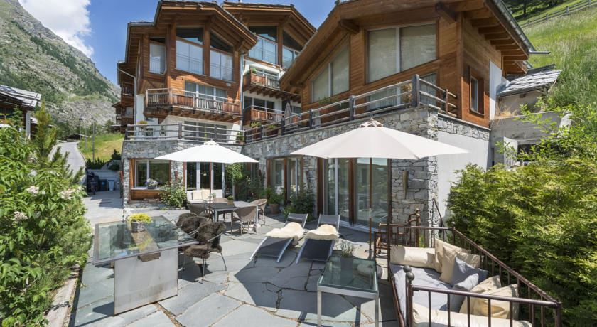 Hotel Alpenlodge - Zermatt