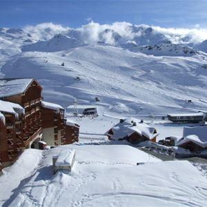REINE BLANCHE 61 / STUDIO CABIN 4 PERSONS - 1 BRONZE SNOWFLAKE - VTI