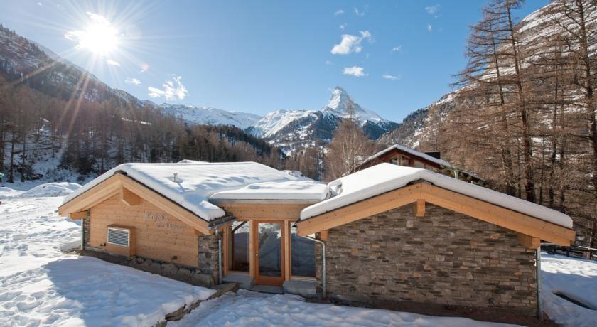 Apparthotel Hemizeus & Iremia Spa - Zermatt