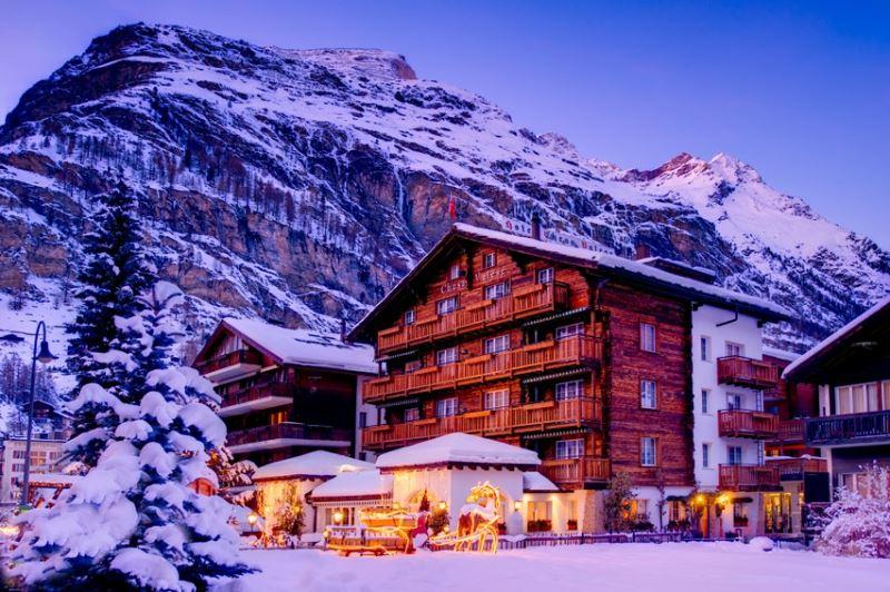 Chesa Valese - Zermatt
