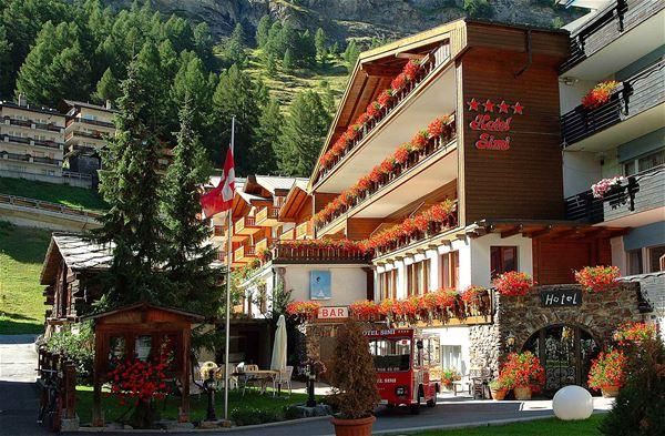 Hotel Simi - Zermatt