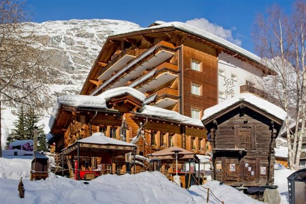 Sunstar Style Hotel Zermatt
