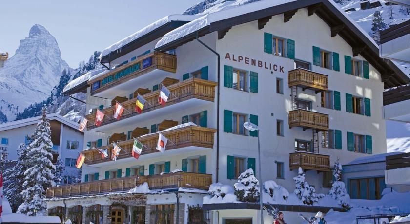 Hotel Alpenblick - Zermatt