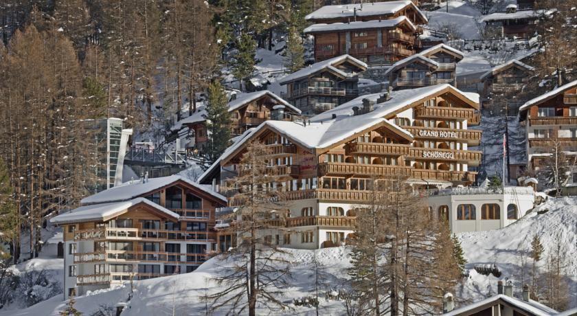 Chalet Hotel Schönegg Zermatt