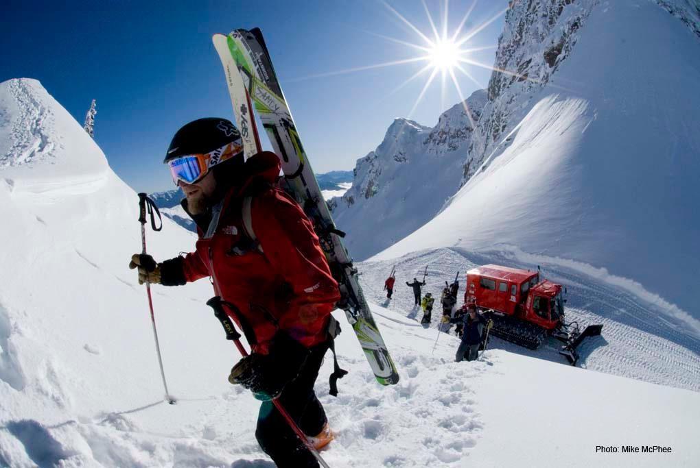 Åk skidor till Huså - få transport tillbaka till Åre