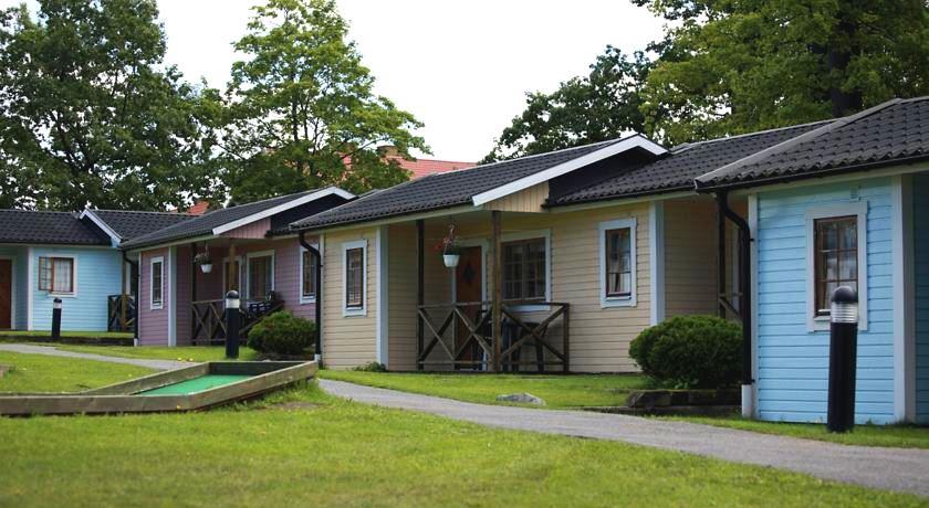 Villa Björkhagen/Stugor