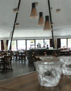 Ansia Resort , Ansia Resort - Restaurang Skogskåtan