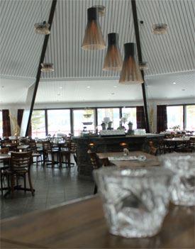 Ansia Resort , Ansia Resort - Restaurang Skogskåtan