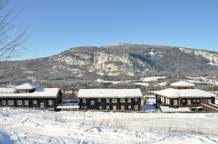 Hafjell Lodge cottages