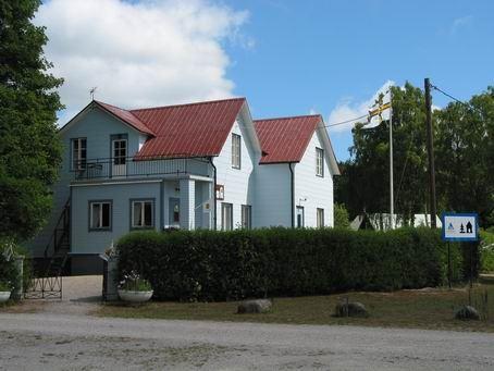 Tingstäde, STF Gästehaus