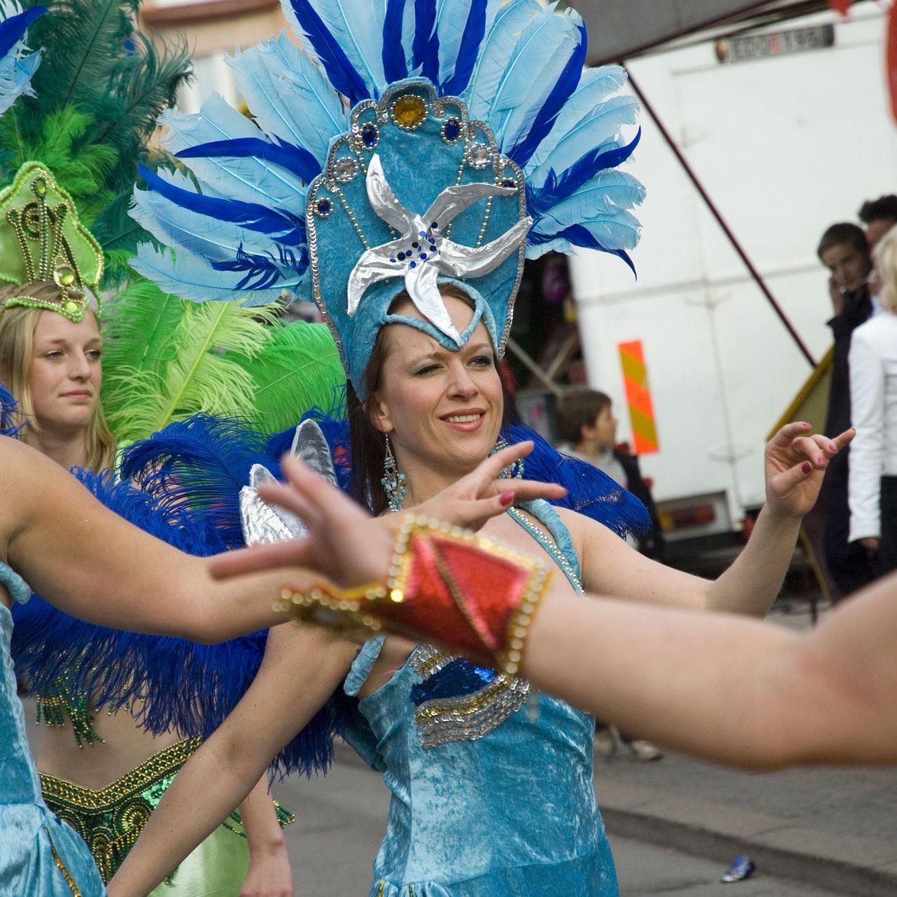 Foto: Smålandsbilder.se,  © Värnamo Näringsliv AB , Karneval