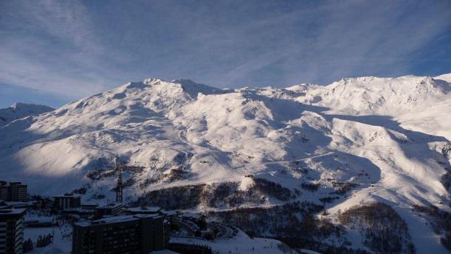 Studio 3 Pers skis aux pieds / TROIS MARCHES 1618