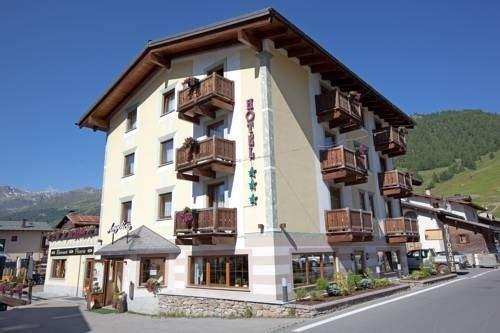 Hotel Angelica Livigno