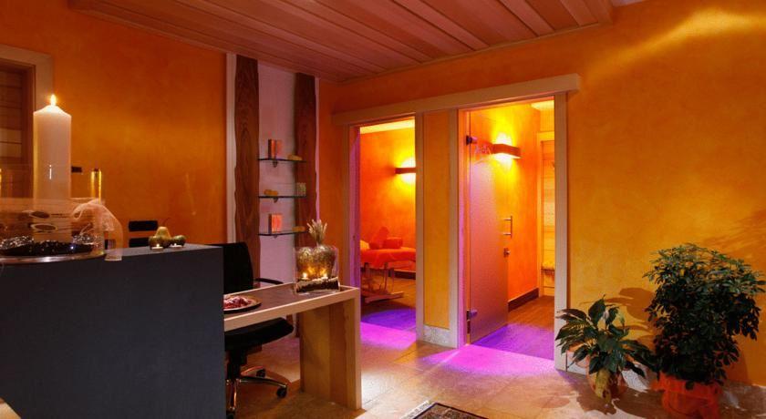 Hotel Alp Wellness Mota - Livigno