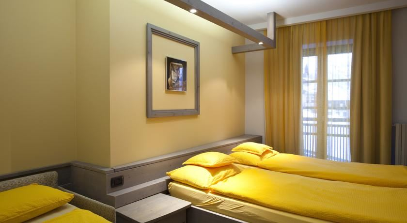 Hotel Marzia - Livigno