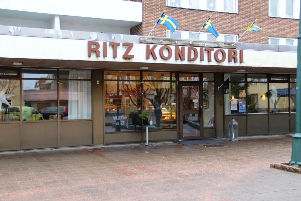 Vaggeryds kommun, Ritz konditori i Vaggeryd