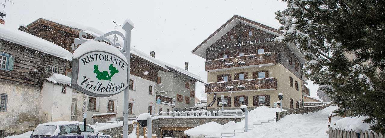 Hotel Valtellina - Livigno