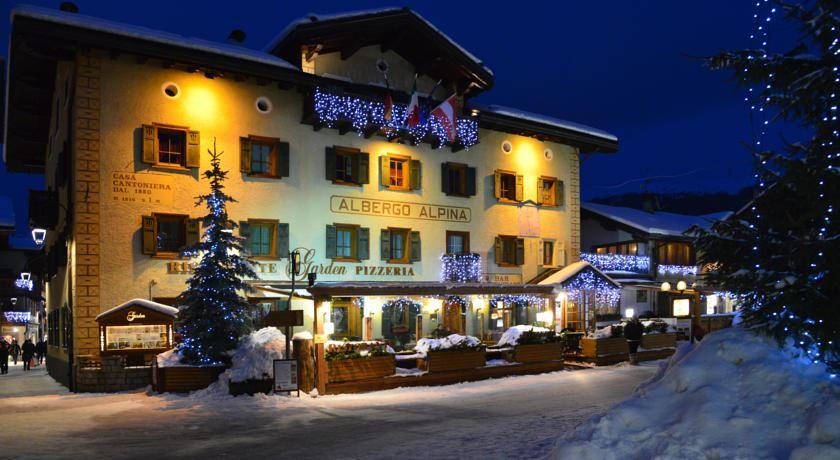 Hotel Alpina - Livigno