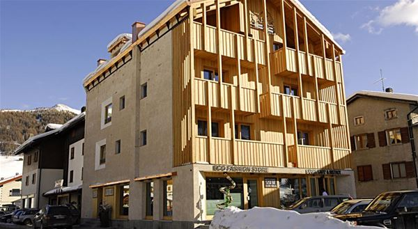 Hotel Larice Livigno