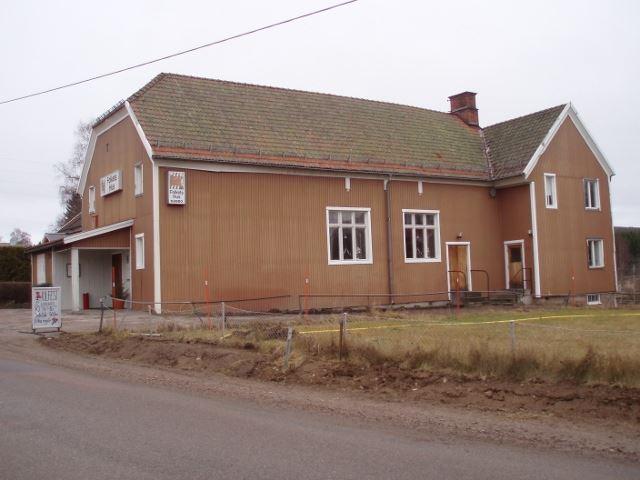 Folkets Hus, Gubbo
