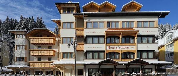 Hotel Crozzon Madonna Di Campiglio